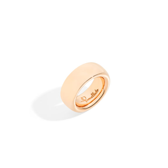 Pomellato Iconica Ring aus Roségold