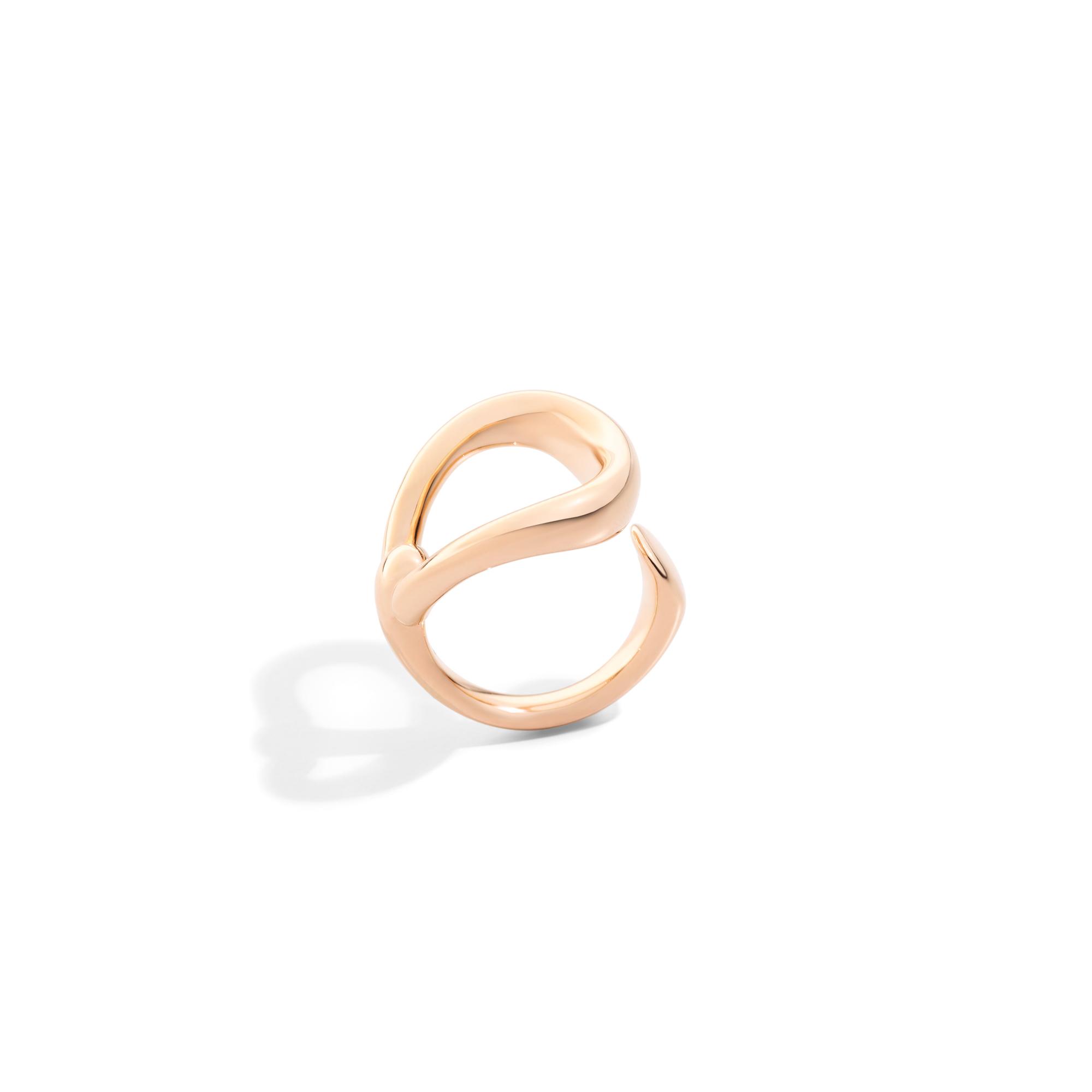 Pomellato Fantina Ring aus Roségold