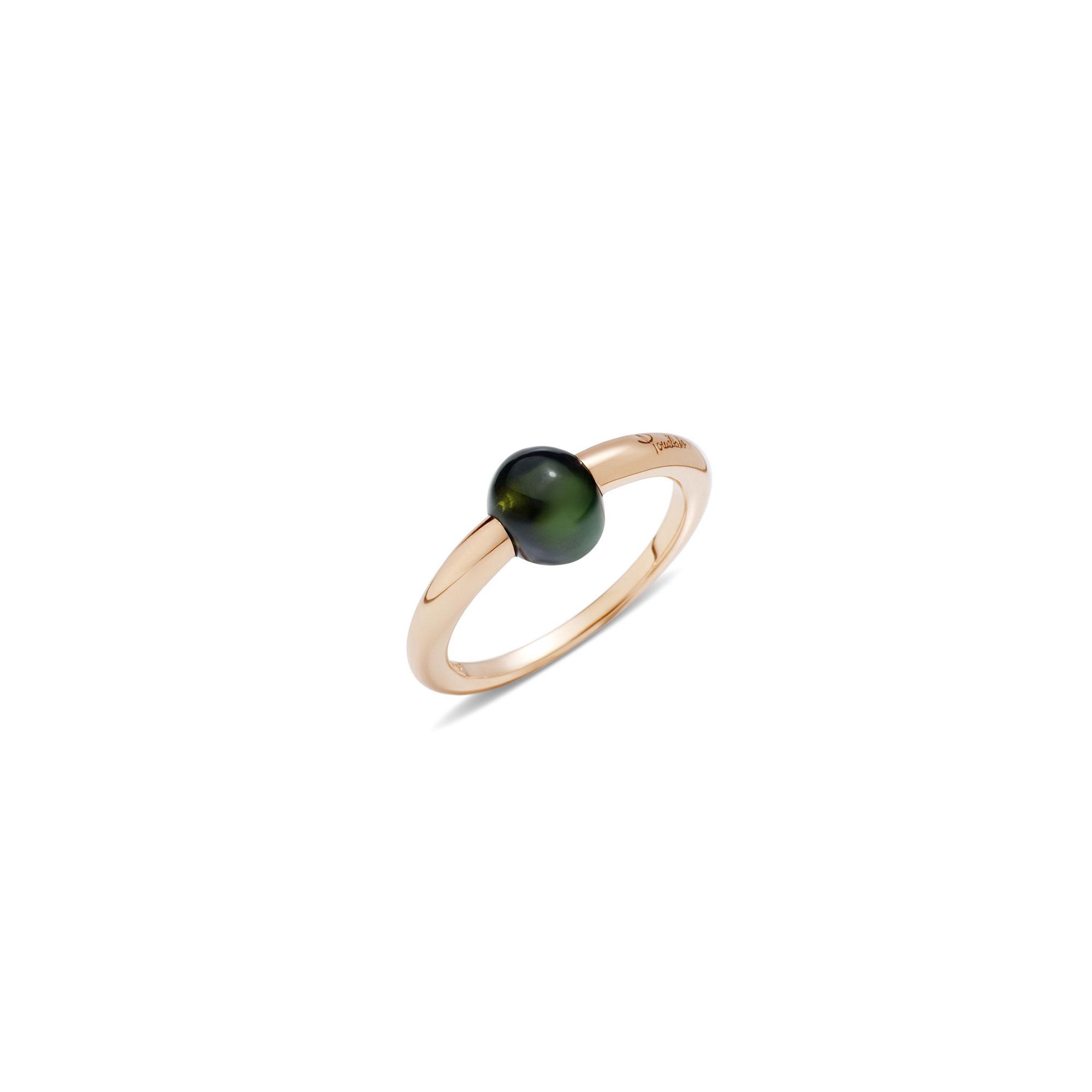 Pomellato M´ama non m´ama Ring aus Rosegold mit Turmalin