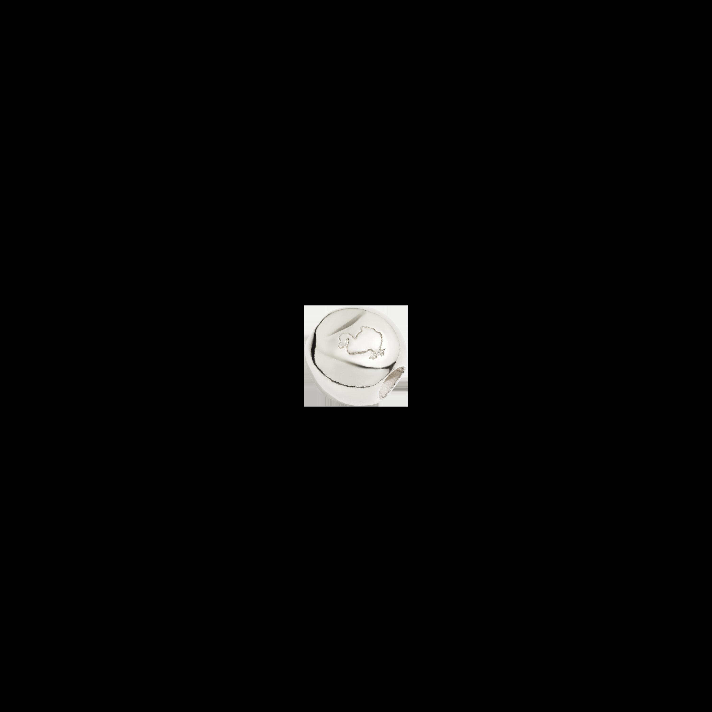 Dodo Pepita aus Silber