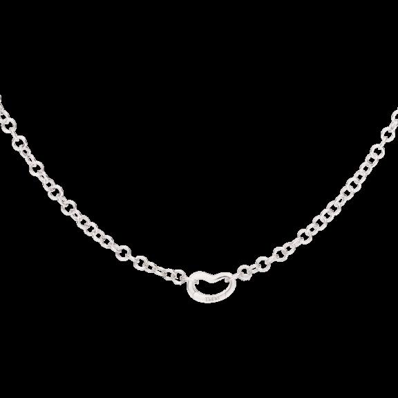 Dodo Collier aus Silber