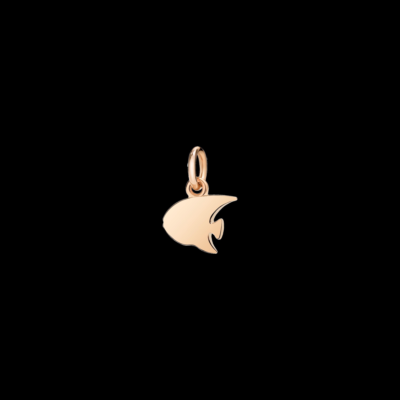Dodo Anhänger Meerengel aus 9 Karat Roségold
