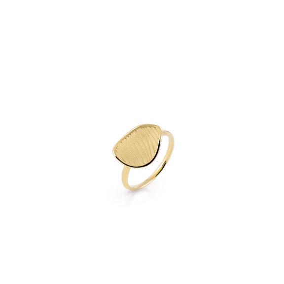 Annamaria Cammilli Velvet Ring aus Gelbgold