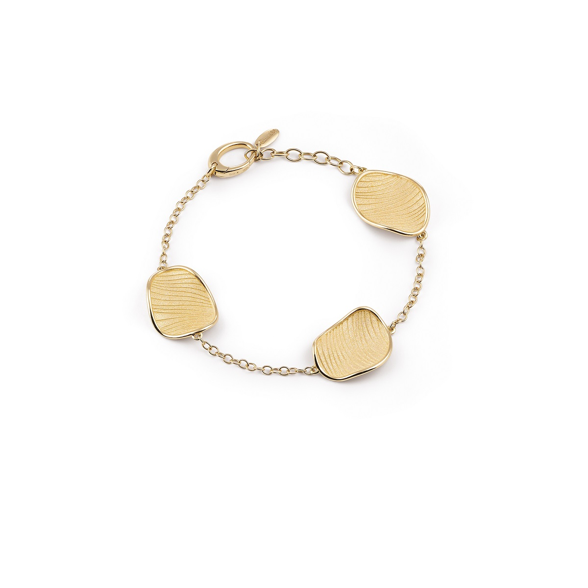Annamaria Cammilli Velvet Armband aus Gelbgold