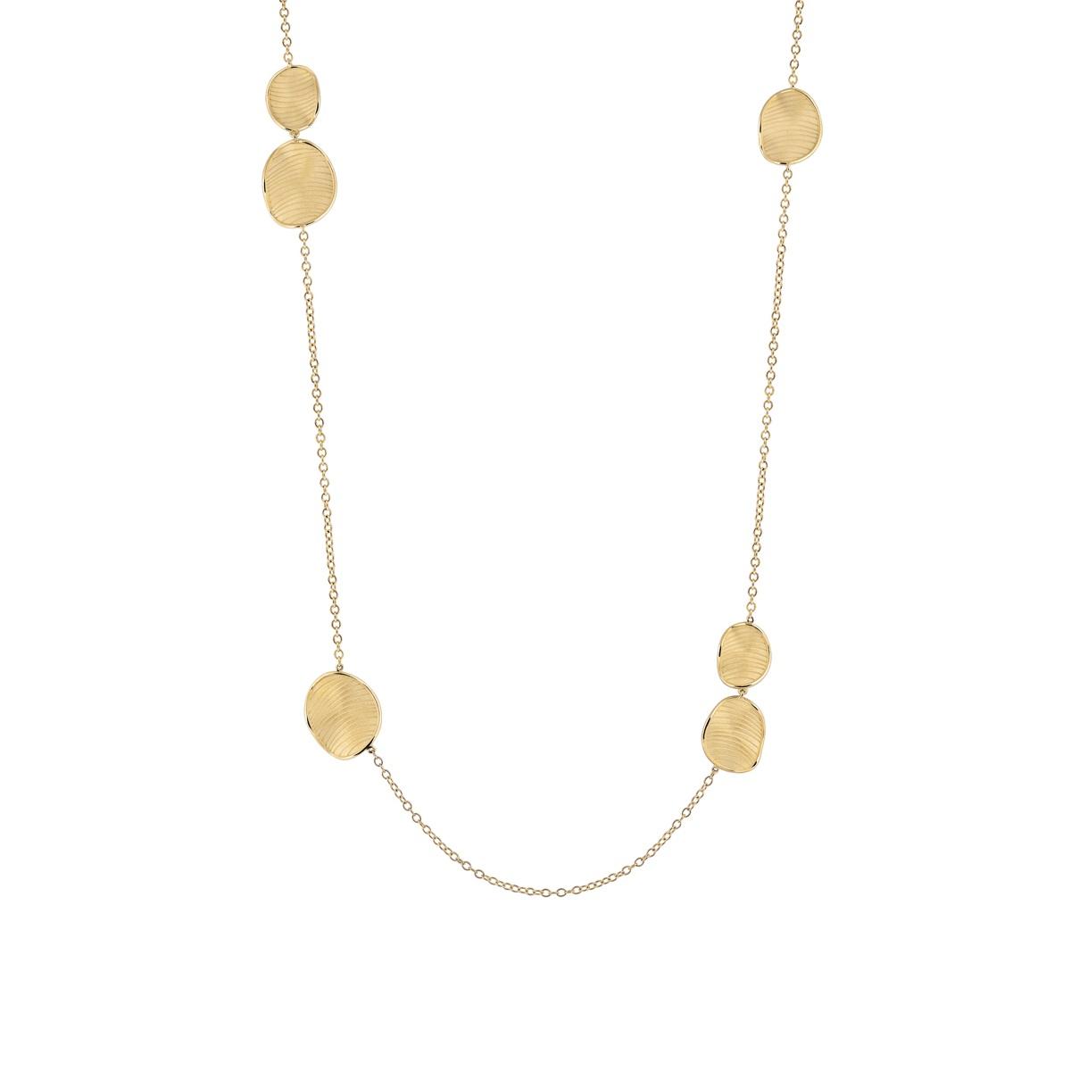 Annamaria Cammilli Velvet Collier aus Gelbgold