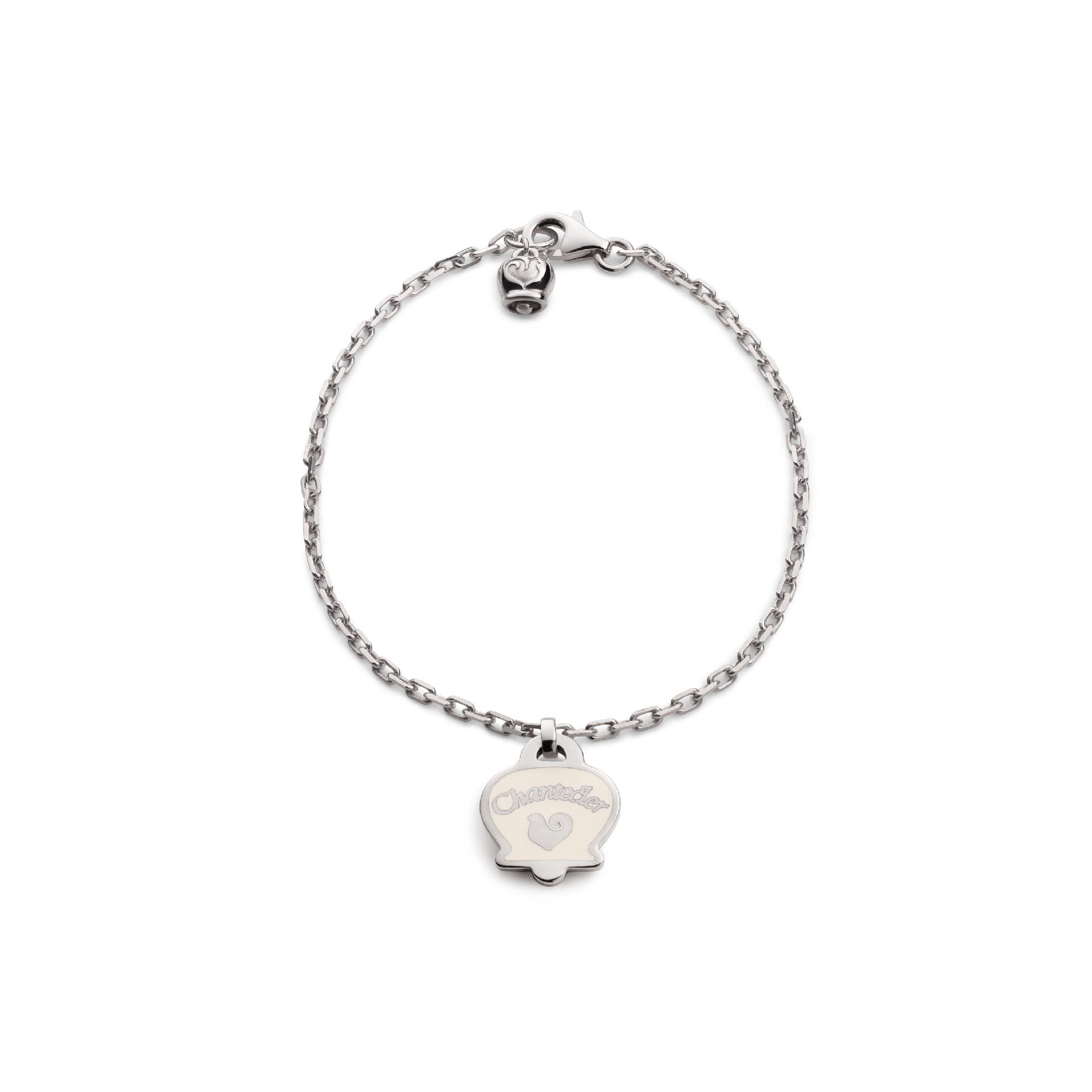 Chantecler Et voilà Armband aus Silber und Emaille
