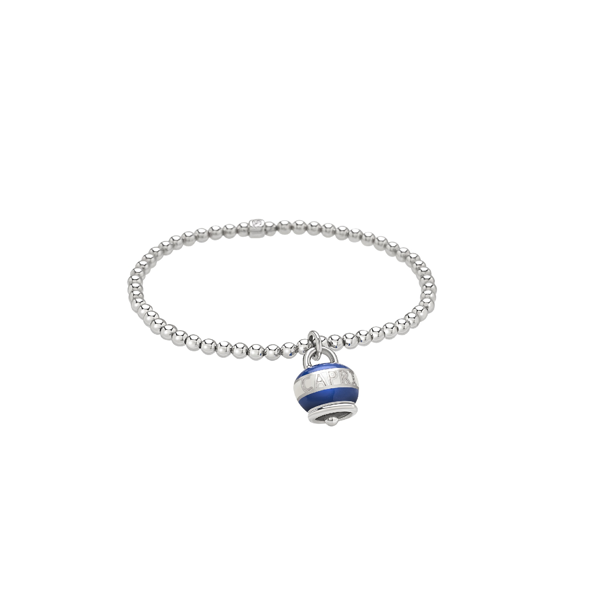 Chantecler Capriness Armband aus Silber und blauem Emaille