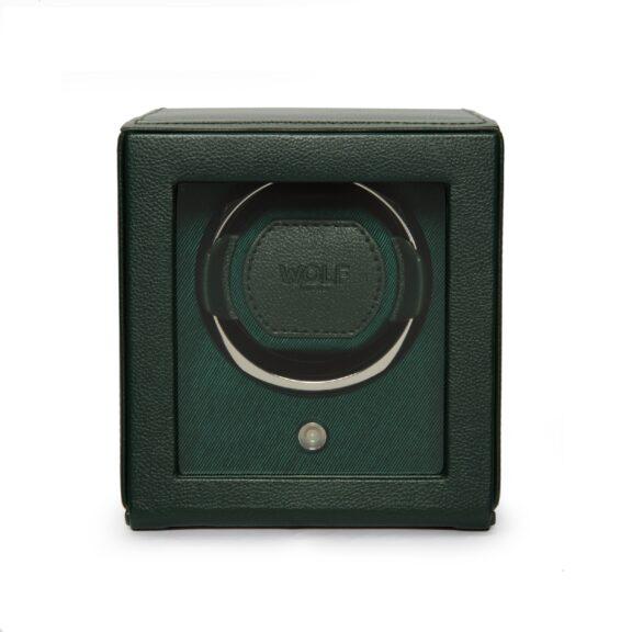 Uhrenbeweger Cub für eine Uhr in Grün