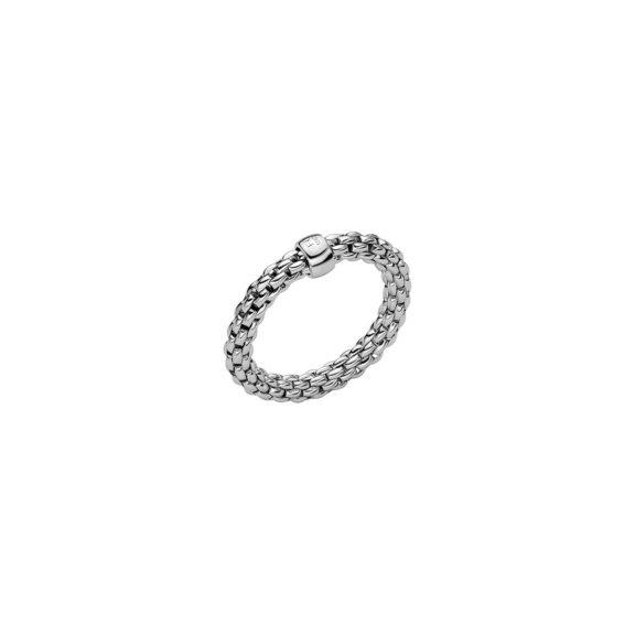 Ring von Fope aus 18 Karat Weißgold