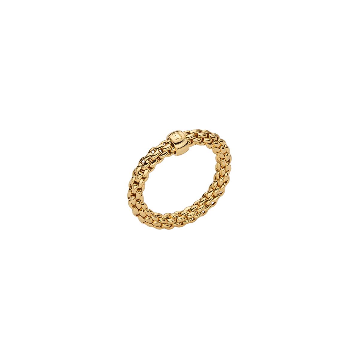 Ring von Fope aus 18 Karat Gelbgold