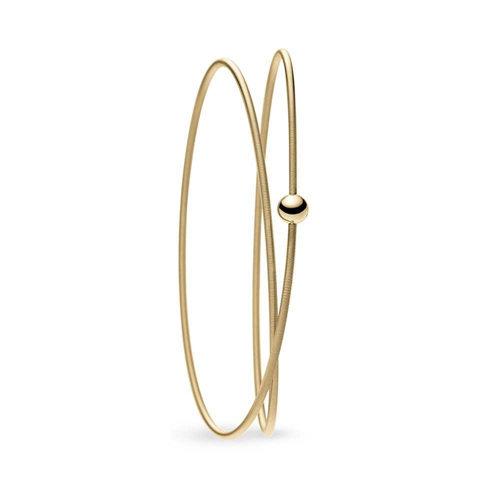 Niessing Armreif Colette aus Classic Yellow Gold