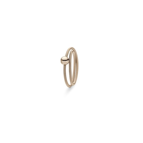 Niessing Ring Colette aus Rosewood Gold