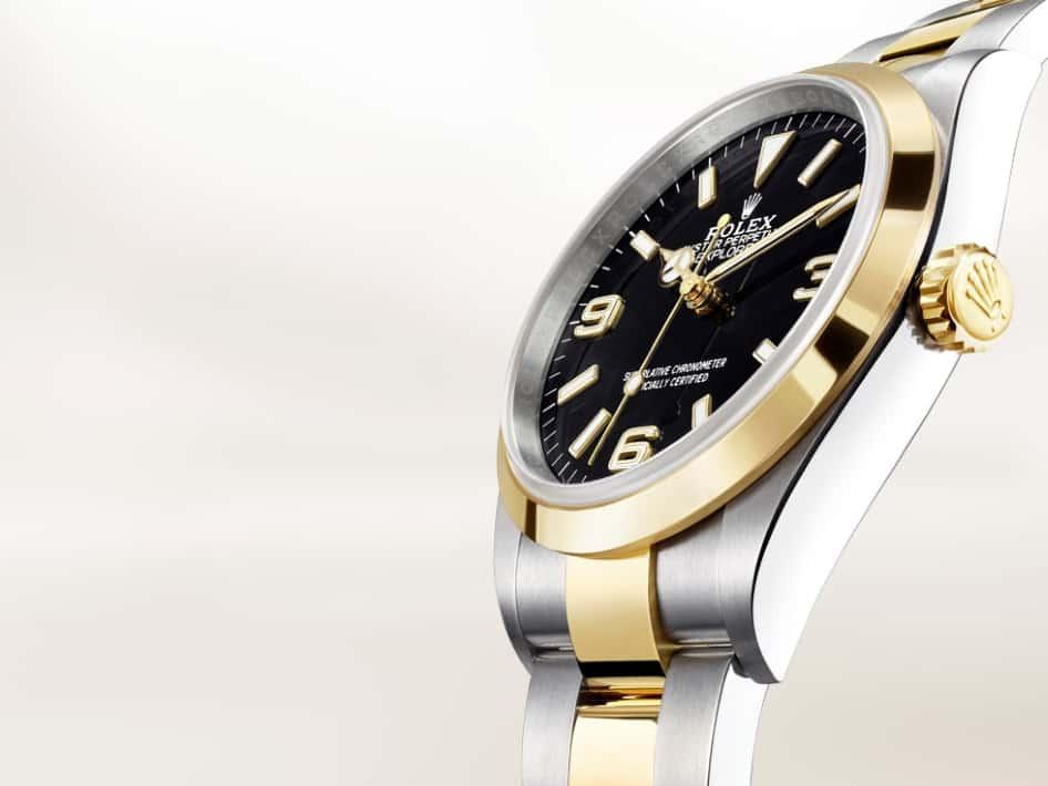 Rolex Kollektion entdecken