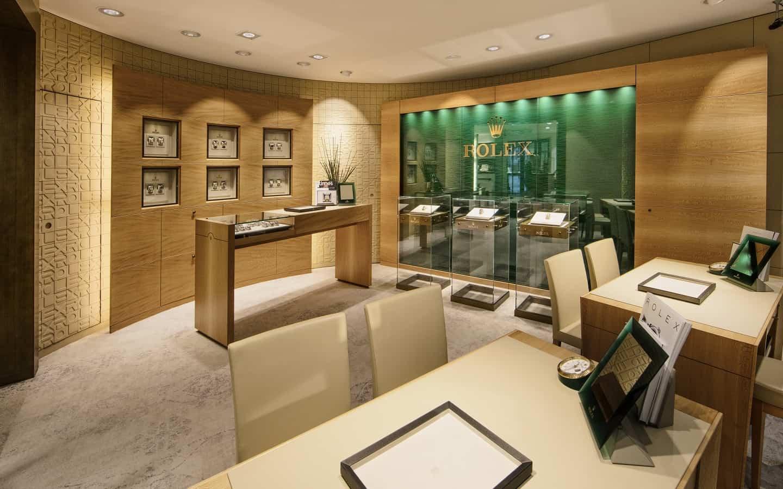 Unser Rolex Showroom