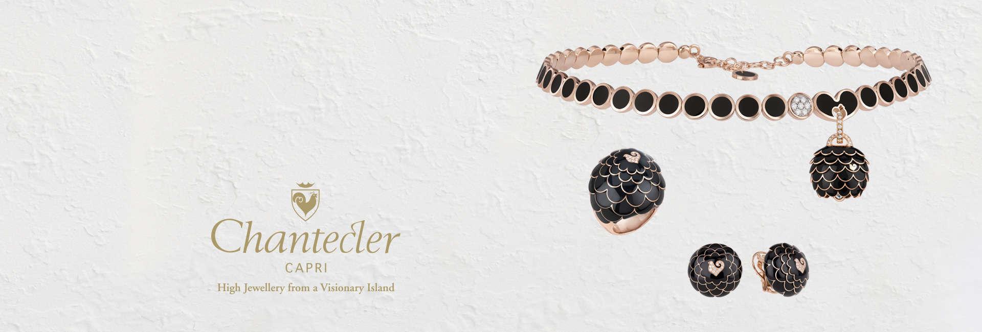 Die charismatische Paillettes Kollektion von Chantecler