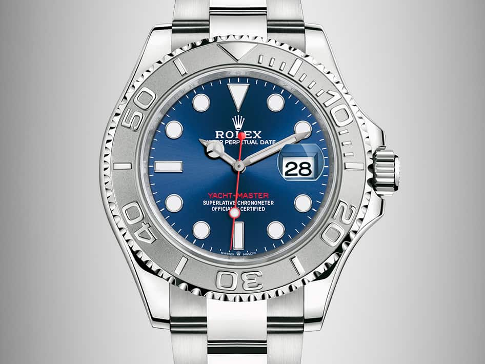 Die Rolex Oyster Perpetual Yacht-Master 40